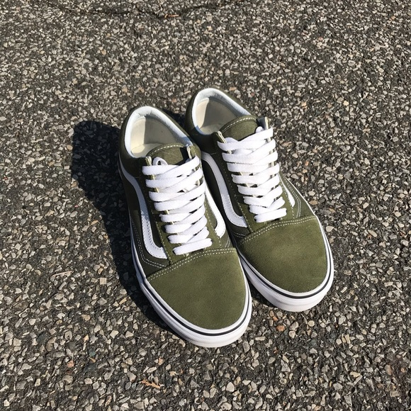 offer discounts cute low priced Vans Shoes | Old Skool Winter Moss | Poshmark